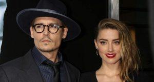 Johnny Depp and Amber Heard, in happier days (Deposit Photos)